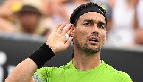 Apuestas de tenis para el sábado: Fognini quiere complicar el resurgir de Carreño-Busta