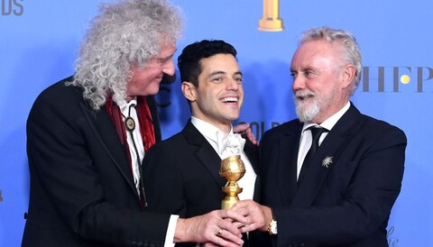 Oscars odds: Bohemian Rhapsody cut after Golden Globes win