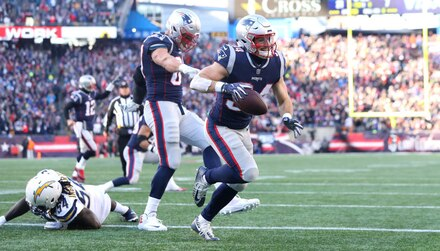 Patriots vs Rams odds: Michel and Burkhead offer value despite Brady brilliance