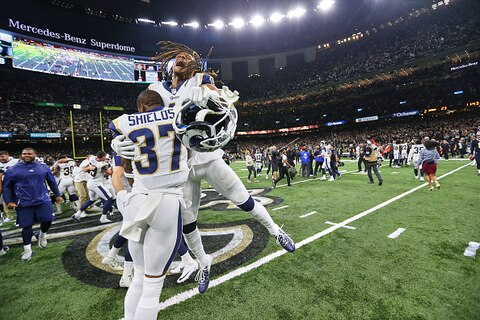 Rams and Patriots Headed to Super Bowl 53 After OT Victories - AFC and NFC Championship Recap