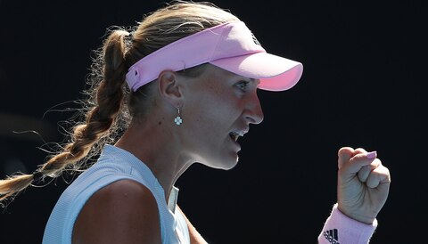 Tennis betting tips: Mladenovic to oust Ostapenko in St Petersburg