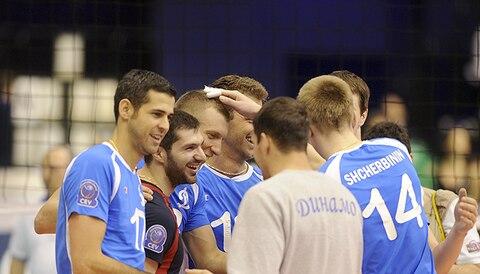 Dinamo Moscou vs Tours VB  : duel pour une place au soleil