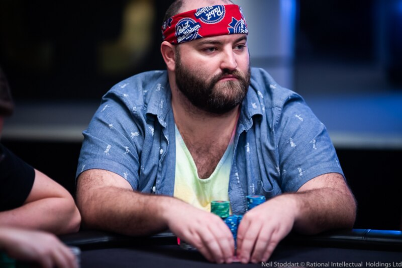 PCA 2019: Kempe overtakes Rheem to end with Day 1B chip lead