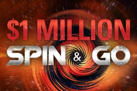 The problem with winning a NEW $1 million Spin & Go is finding the words to describe it