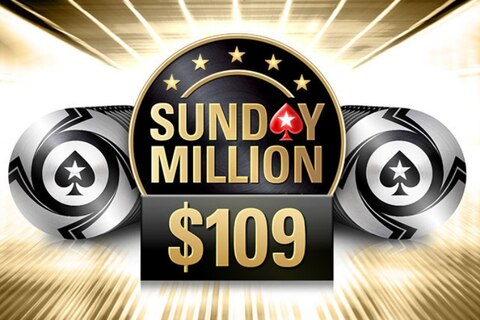 All you need to know about the new $109 Sunday Million