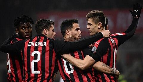 Apuestas combinadas de las ligas europeas: AC Milan viaja a Bérgamo para defender su ventaja con uñas y dientes