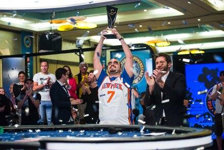 Forum Focus: Little's AMA; Chopping the trophy; Lex vs. Ivey