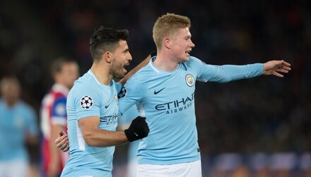 UEFA Champions League odds: Man City, Barca favorites ahead of last-16 stage