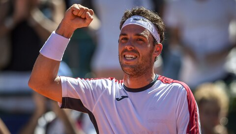 Tennis betting tips: Cecchinato can upset home hope in Buenos Aires