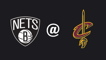 Nets @ Cavs: Brooklyn travels to Cleveland trying to end their road woes