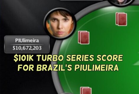 Turbo Series: PIUlimeira KOs the field, satellite wins for timektimek88 and slimons, plus full results
