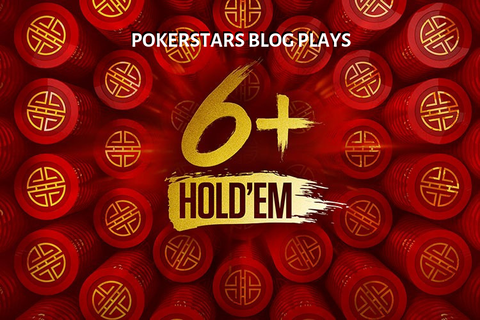 The Blog plays 6+ Hold'em (after lessons from Lex)