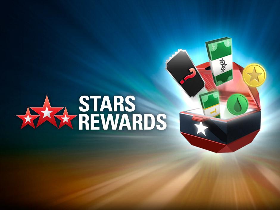 Stars Rewards: MTT points updates