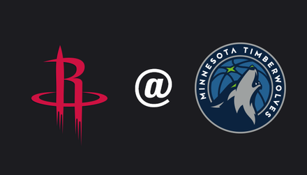 Rockets @ Timberwolves: Harden carries his 30-point streak into Minnesota on Wednesday night