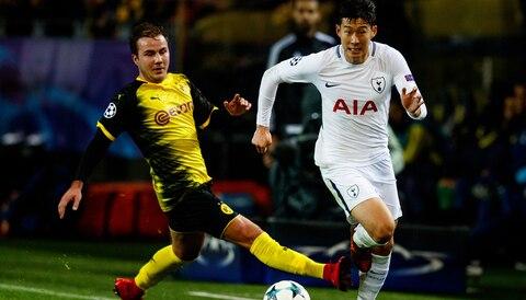 Tottenham vs Borussia Dortmund: Go for goals in Wembley thriller
