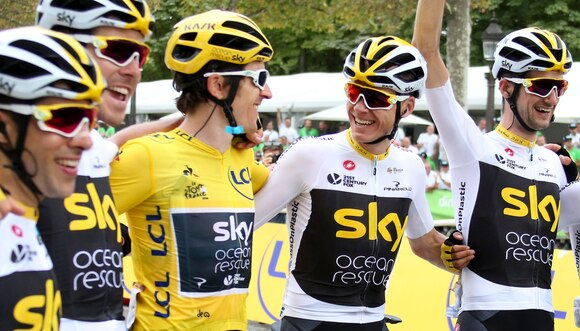 Tour de France odds: Leading contenders for the 106th edition