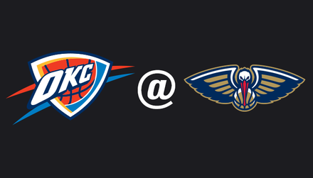 Thunder @ Pelicans: Westbrook, George lead Thunder into New Orleans