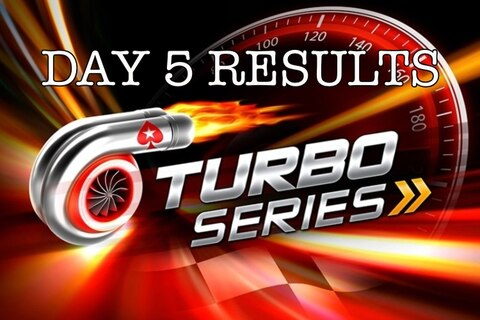 Turbo Series: Complete Day 5 results, leaders, and upcoming events. Plus and a second title for Lena900