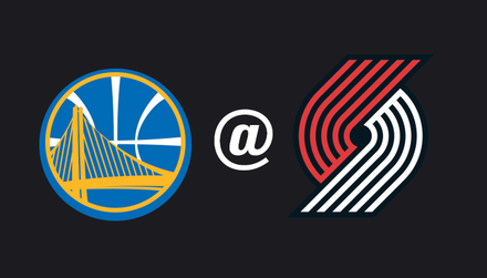 Warriors @ Trail Blazers: Portland looks to avoid sweep in Game 4