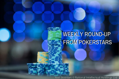 WEEKLY ROUND-UP: Turbo Series kicks off Sunday, Lex Veldhuis on 6+ Hold'em, Maria Konnikova at the WEF, and more