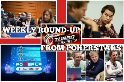 WEEKLY ROUND-UP: Turbo Series in full swing, Power Up Championship, big wins for Team Pro, and more