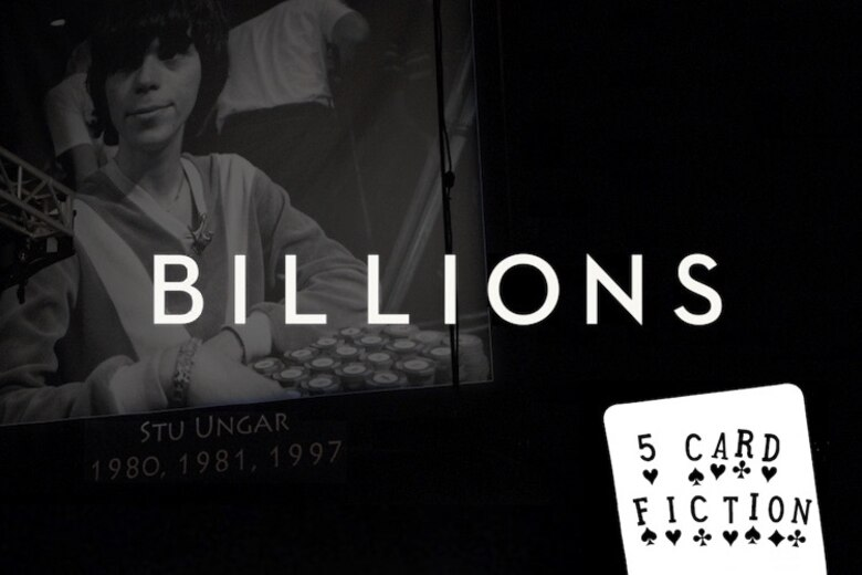 5-Card Fiction: Evoking Stu Ungar with a 10-high call on