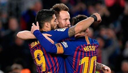 FC Barcelona vs Lyon: El equipo culé no quiere agobios a pesar del incómodo resultado de la ida
