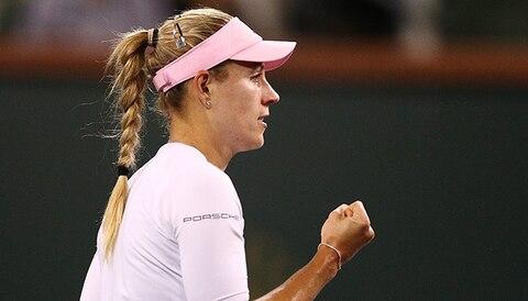 Apuestas de tenis para el jueves: Tanto Kerber como Venus buscan estrenar su palmarés en Indian Wells