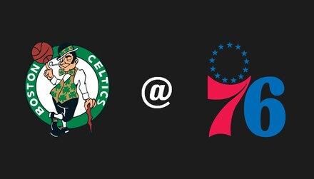 Celtics @ 76ers: Boston seeks road victory over Sixers