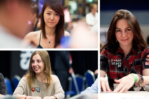 Best Moments In Women's Poker