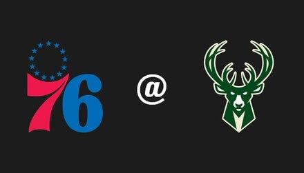 76ers @ Bucks: Milwaukee looks to keep rolling over Sixers