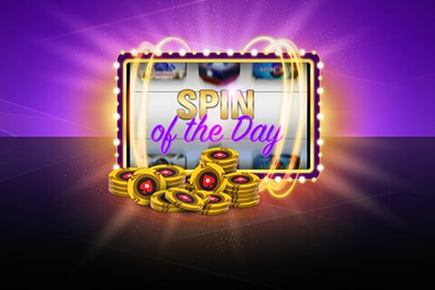 Introducing New Spin of the Day: Play just one hand and win freeroll or Spin & Go tickets worth up to $100
