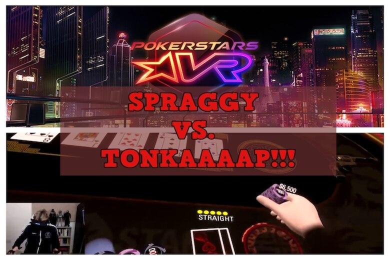 PokerStars VR: Spraggy battles Parker