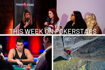 This week on PokerStars: International Women's Day, Polk's $84K flip, and how to work through poker fear