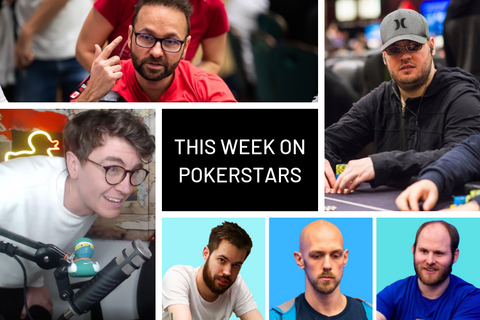 This week on PokerStars: Negreanu's Q&A, Buchanan's tips, Hand's $28K score, plus Super High Roller strategy