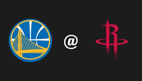 Warriors @ Rockets: Houston looks to even series