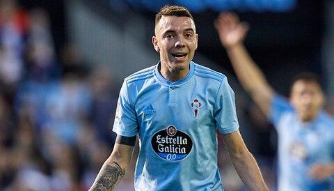 Apuestas de goleadores de LaLiga: Iago Aspas quiere salvar a su Celta a base de goles