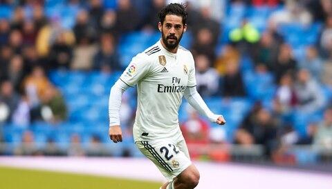 Apuestas de goleadores de LaLiga: Isco quiere cargar de razones a Zidane para quedarse en el Real Madrid