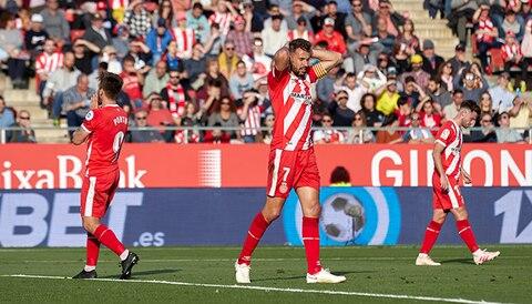 Girona vs Sevilla: Motilivi decide cosas en las zonas alta y baja de la tabla