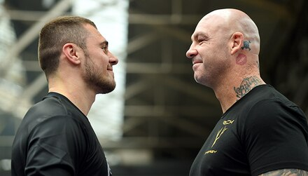 David Allen vs Lucas Browne: