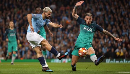 Manchester City vs Tottenham: Title-chasing City to get revenge
