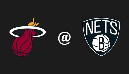 Heat @ Nets: Miami visits Brooklyn in Wade's final regular-season game