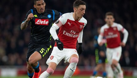 Napoli vs Arsenal: Go for goals in Gunners' trip to Naples