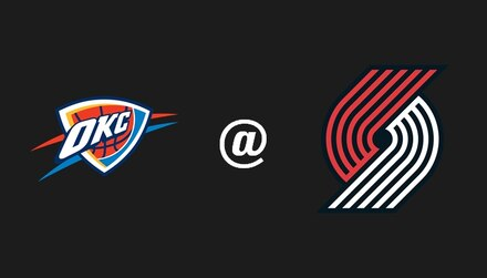 Thunder @ Trail Blazers: Portland eyes end of series in Game 5