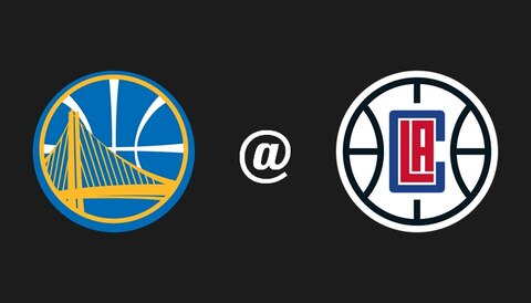 Warriors @ Clippers: Golden State looks to finish off Clippers in Game 6