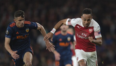 Valence vs Arsenal : aperçu et pronostics