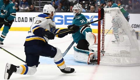 Stanley Cup odds: Blues to see off Sharks