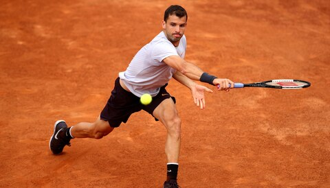 Tennis betting tips: Tough test on cards for Dimitrov in Geneva
