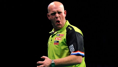 Premier League darts odds: MVG worth opposing in play-offs