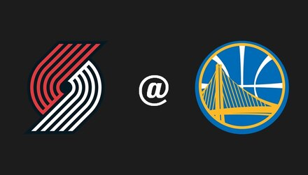 Trail Blazers @ Warriors: Golden State looks to take 2-0 series lead